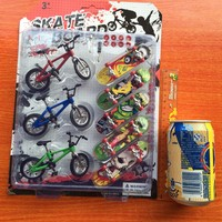 8 Adet/takım Mini Klavye parmak kaykay ve bmx bisiklet oyuncak çocuk çocuk paten panoları için scooter FSB eğlenceli Yenilik bisiklet hediye