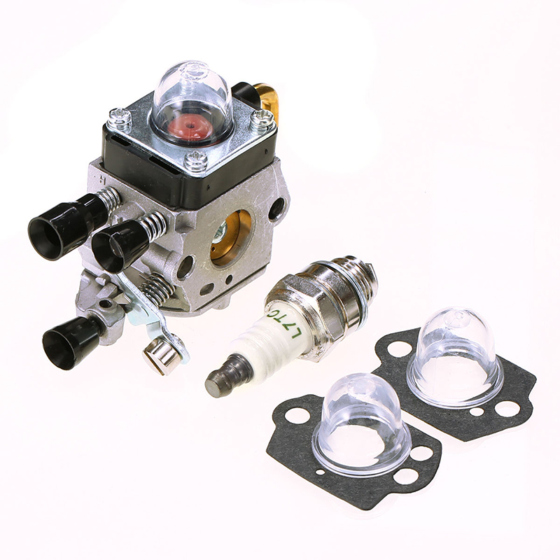 High Quality Carburetor Carb Kit For Stihl HS45 Hedge Trimmer FS38 FC55 FS310 Zama C1Q-S169B Lawn Mover Parts