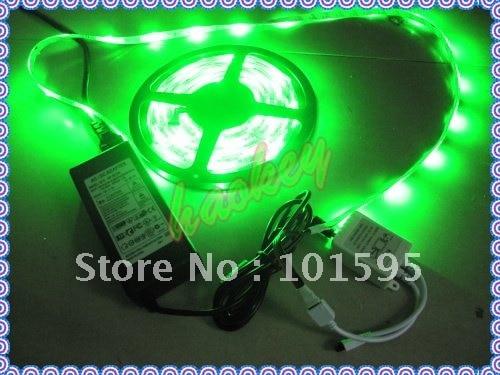 в RGB из светодиодов ленты 3528 смд из светодиодов ленты + пульт дистанционного управления 24key пульт + адаптер 12 в 2а бесплатный сообщение