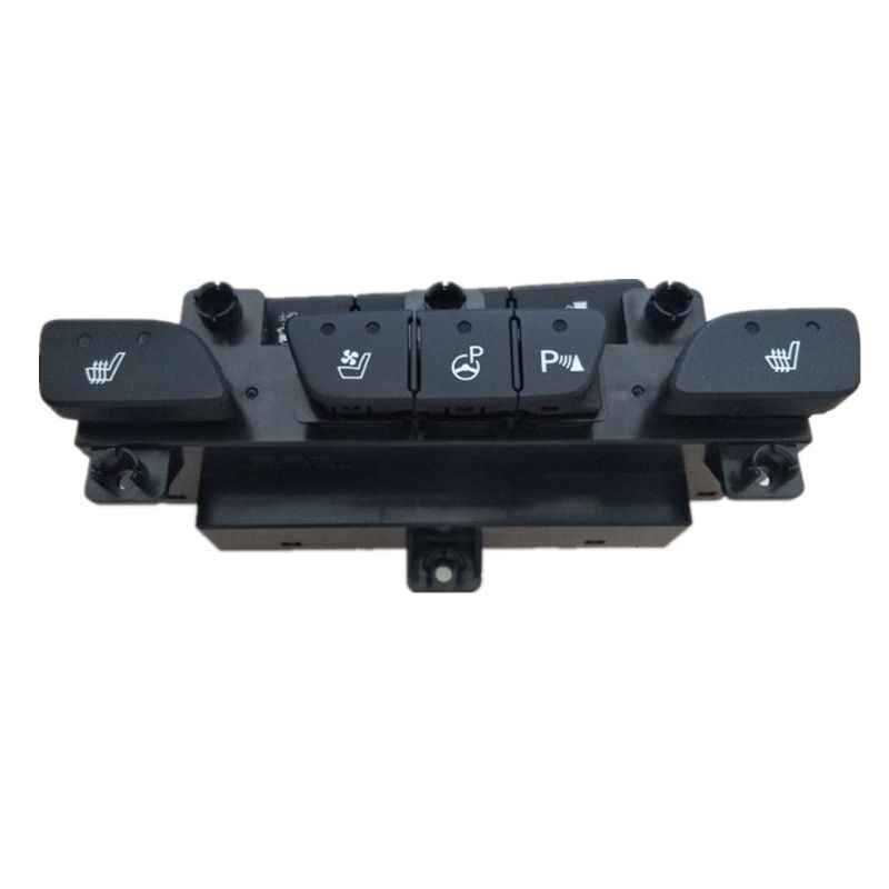 For Hyundai Ix35 Seat Heating Button Seat Ventilation Button Front Radar Switch Automatic Parking Button