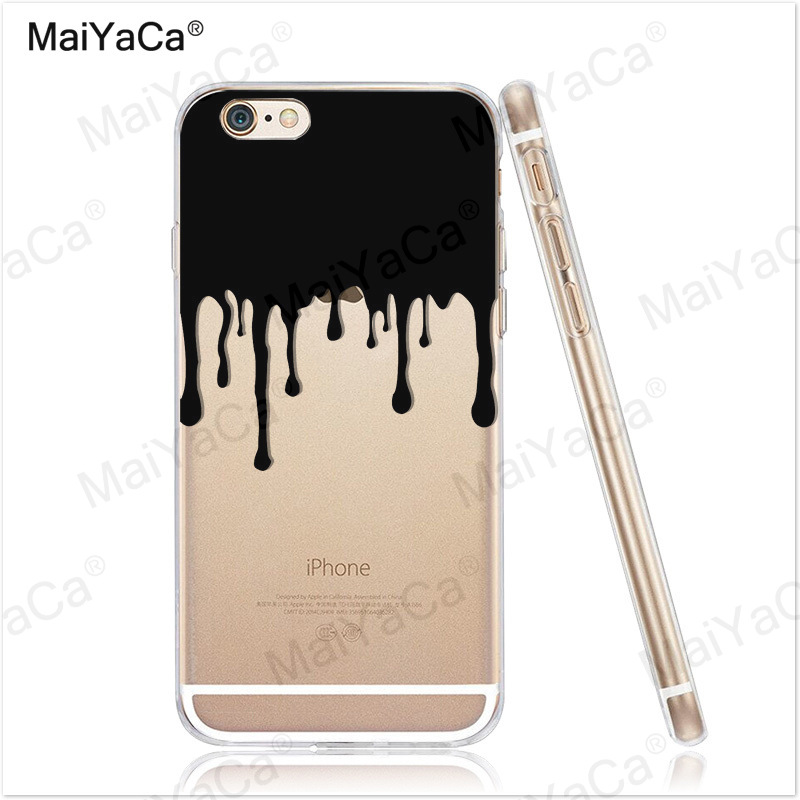 MaiYaCa phone cases Graffiti Girl Kylie Lips Soft Transparent TPU - Mobile Phone Accessories and Parts - Photo 5