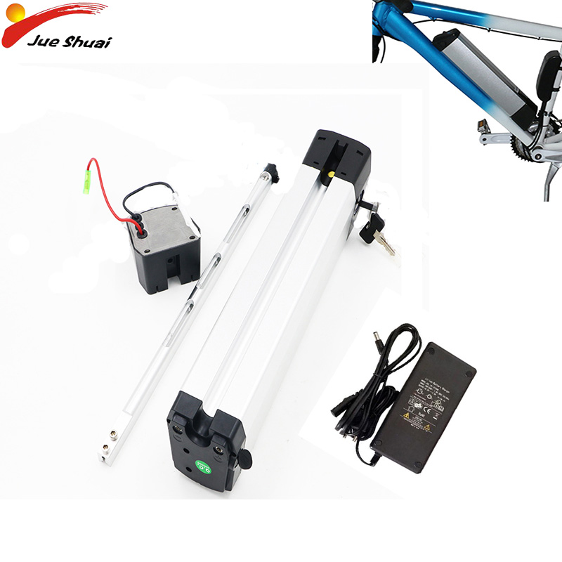 36V Electric bike battery 250W 350W 500W 10AH 12AH Samsung Lithium battery 18650 cells with Charger Road MTB bicycle Cycling