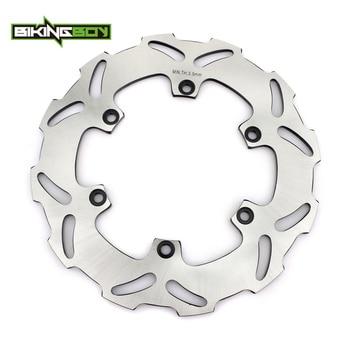 BIKINGBOY For HUSQVARNA TC 125 250 TE 125 250 300 FC 250 350 450 FE 250 350 450 501 510 2014-2018 Rear Brake Disc Disk Rotor