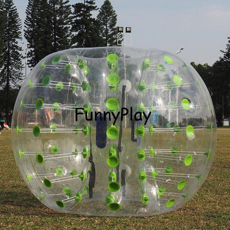Шарики Zorb Футбол пузырь Футбол тело Зорбинг костюм, надувные бампер тела в виде шарика, приятель бампер мяч для взрослых