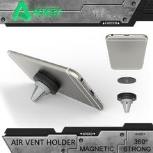 Sostenedor Del Teléfono Del Montaje Del Coche Cuna Magnética Aukey-less Car Air Vent Mount Teléfono Inteligente Soporte para HTC Sony y Más Soporte para coche