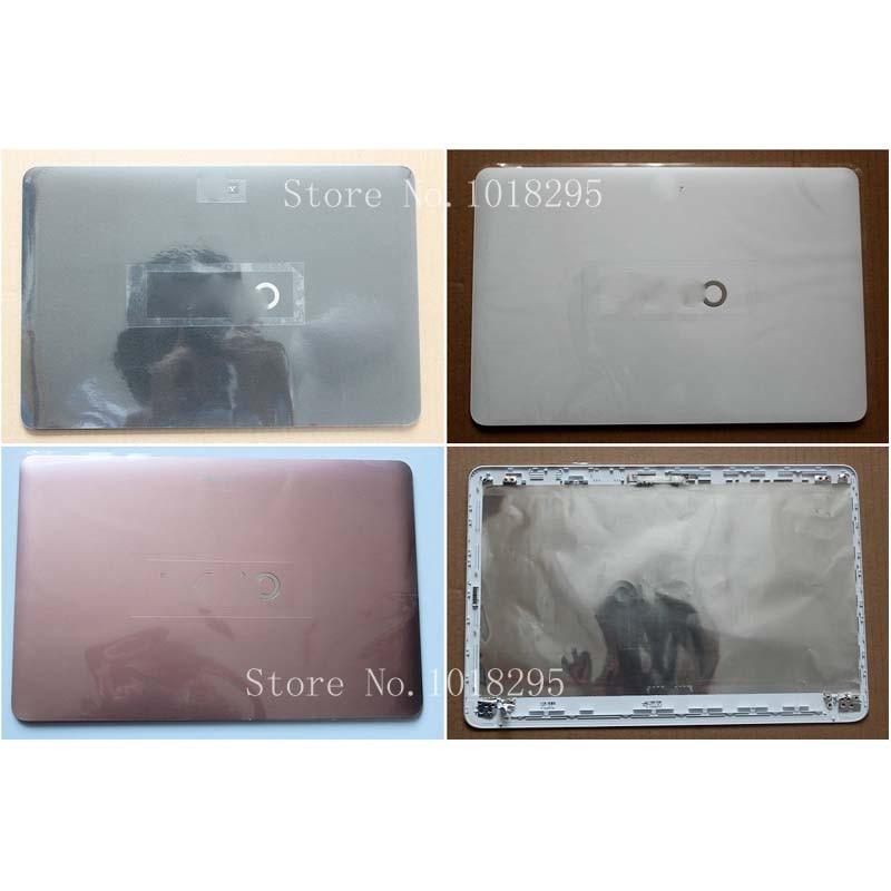 NEW Case FOR Sony Vaio SVF151 SVF152 SVF153 SVF1541 SVF1521K1EB svf1521p1r SVF152C29M SVF1521V6E Base TOP LCD Cover Laptop