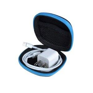 Image 5 - Didihou fone de ouvido caso saco de armazenamento viagem para fone de ouvido cabo dados carregador armazenamento sacos