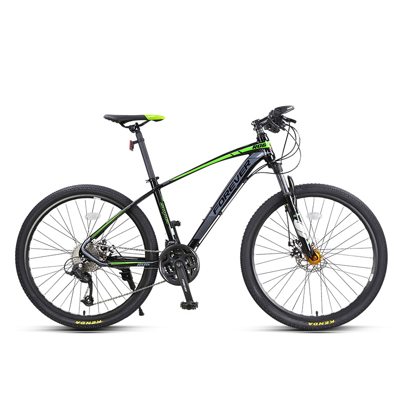 26 inch mountain bike lightweight aluminum alloy frame 27 speed cross-country commuter male and female students fitness bike image