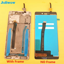 tested! FOR Xiaomi Redmi 3 LCD Display  Touch Screen Replacement Accessories for Hongmi3 Redmi3