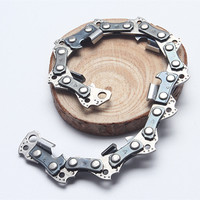 Chain 3/8lp Pitch .050/1.3mm guage Square Tooth Garden Tools Chain saw Chains 100 feet/rolls
