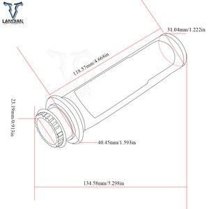 Image 5 - Universal Motocicleta Guiador Apertos de Mão para KTM PR4 04 09 AJP AJP PR5 250 09 12 SUZUKI GSXR600 GSXR750 08 14 AN250 AN400 AN650