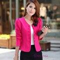 Women Fashion Spring &autumn A Small Suit of The New Bow Slim Jacket Suit Coats Female Big Size Blazer Slim Jacket for Wmen Coat