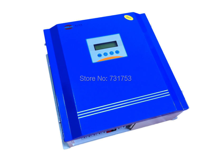 Wind&Solar Hybrid Controller With Communication LCD Display,Wind Turbine3KW+PV Model 1000W,Rated Battery Voltage48V96V120V240V