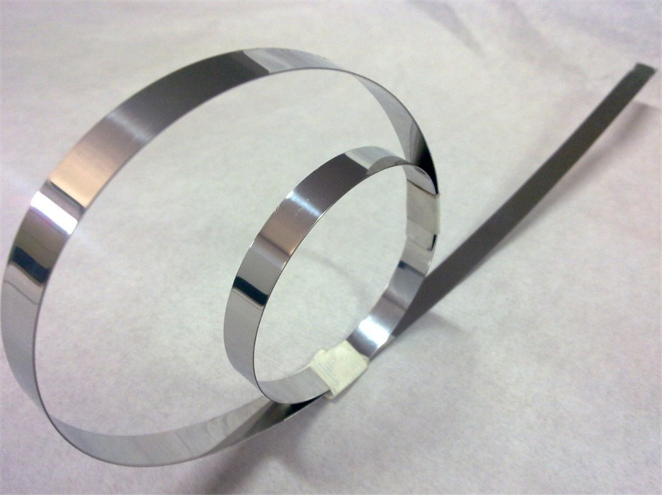 5M 8mm x 0.1mm Ni Nickel li-ion cell plated steel strip tape sheet for battery welding DIY pack assembly