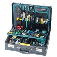 65 в 1 Pro'skit 1PK 1700NB электроинструменты коробка наборы Многофункциональный ремонтный набор инструментов отверток гаечный ключ нож плоскогубцы