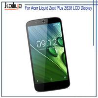 For Acer Liquid Zest Plus Z628 LCD Display + 5.5 inch Touch Screen Digitizer Assembly Replacement For Acer Mobile Phone LCDS