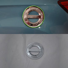 car parts ABS chrome gas tank cover 1pcs Car Styling accessories For Mitsubishi 2013 ASX