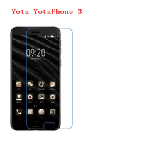(3 Pack) For Yota YotaPhone 3 New functional type  Anti fall  impact resistance  nano TPU  screen protection film Tablet Screen Protectors Computer & Office -