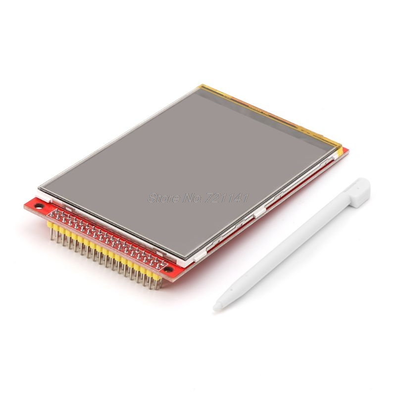 3.95inch 320x480 TFT LCD Display Screen Module With Touch Panel Drive IC ILI9486 Digital Spare Parts For Uno Mega2560