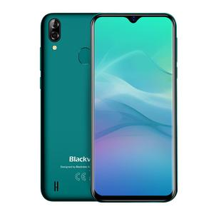 Image 3 - Blackview A60 Pro Smartphone Android 9.0 4G Mobile Phone MTK6761 Quad Core 6.088 inch Waterdrop Screen 3GB RAM 16GB ROM Touch ID