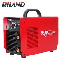 RILAND ARC250II 220V 15 200A Mini MMA Handheld Electric Welder Inverter Argon ARC Welding Machine Tool