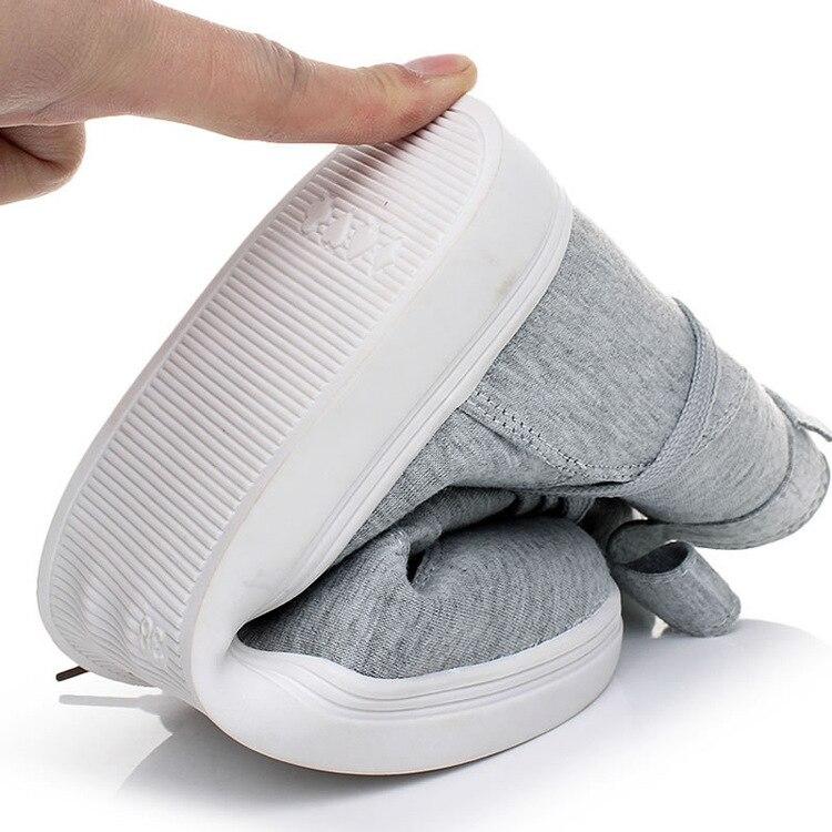 Noir semelles Haute Nouvelle Plat Toile Mode up À Coréenne Aérienne Dames Marque De Édition Loisirs Chaussures Étudiant gris 2018 Respiration Femelle iTOkXPZu