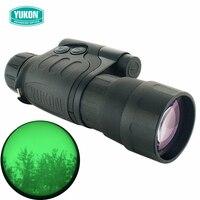 Yukon NVMT Spartan 3x50 ген. 2 + ночное видение Область Охота инфракрасный Телескопический Монокуляр Тактический ночное видение горные очки