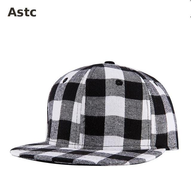 Brands Men Women Baseball Cap Caps Snapback Bone Streetwear Hat Hats Hip Hop Grid Pattern Classic  Pokemon Go Yeezy Boost 350