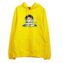 kpop FTISLAND Li Hongji Album DO n DO Peripheral Support Jacket Same paragraph Autumn Spring Winter Hoodie Loose Sweatshirt
