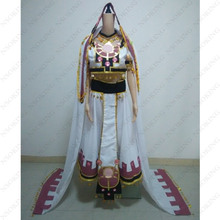 Customized From Anime Tsubasa RESERVoir CHRoNiCLE Party Dress Sakura Princess Cosplay Costume(China)