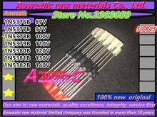 Aowezic – Diode de haute qualité 100%, 5W 1N5376B 87V 1N5377B 91V 1N5378B 100V 1N5379B 110V 1N5380B 120V 1N5381B 130V 1N5382B 140V