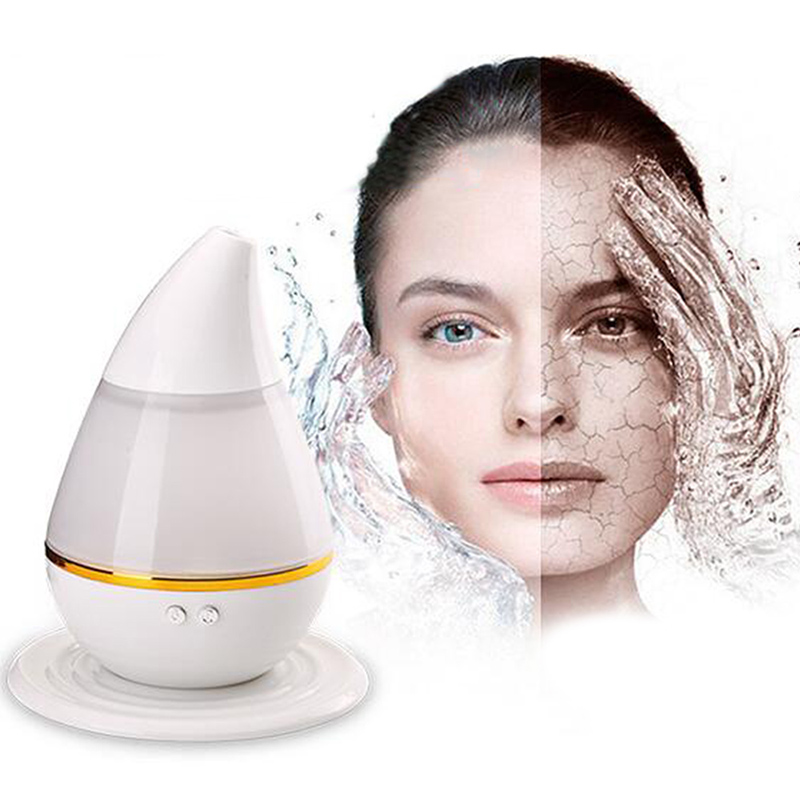 New Color Ultrasonic Home Aroma Humidifier Air Diffuser Purifier Purifier Atomizer Essential Oil Diffuser Mist Maker Fogger cool bottle led humidifier home aroma air diffuser purifier atomizer essential oil diffuser mist maker fogger