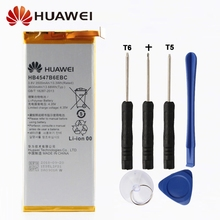 Huawei Original Replacement Battery HB4547B6EBC For Honor 6 Plus PE-TL20 PE-TL10 PE-CL00 PE-UL00 Phone 3500mAh