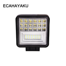 цена на ECAHAYAKU 1pcs 4 Inch Off-road LED Light Bar Combo Beam Spotlight 12V For Jeep ATV UAZ SUV 4WD 4x4 Truck Tractor LED Work Light