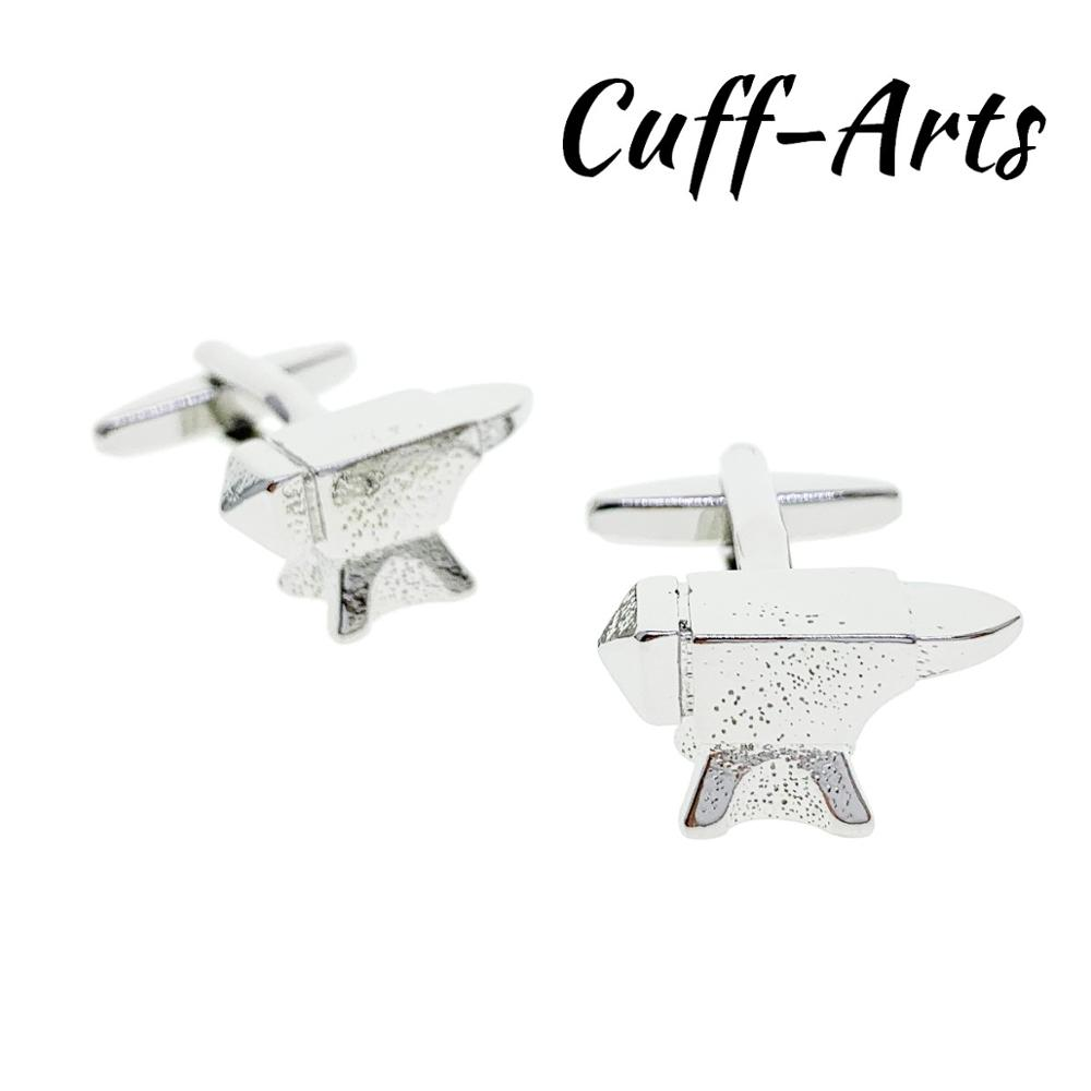 Cufflinks For Men Anvil Cufflinks Gemelos Gemelli Spinki By Cuffarts C10419