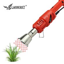 LANNERET TW2000DW01 2000W Electric Thermal Weeder Hot Air Weed Killer Grass Flame/Weed Burner of Garden Tools