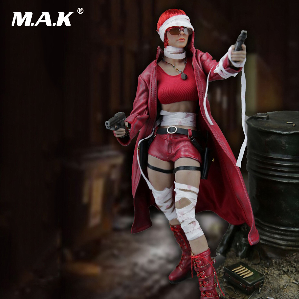 TBLeague PL2016-94 1/6 Scale Collectible Action Figure Painkiller Jane Toy Model 1000toys toa heavy industries synthetic human 1 6 scale action figure collectible model toy brinquedos 28cm
