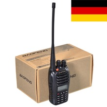 HOT SELL Black BaoFeng UV-B5 Dual Band Two Way Radio 136-174MHz&400-470 MHz walkie talkie with EU US RUSSIA STOCK+free earpiece