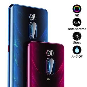 Image 3 - 2 in 1 koruyucu cam için Xiaomi Mi 9T Pro ekran koruyucu kamera Lens filmi redmi k20 pro tam kapak cam mi9 t mi9t