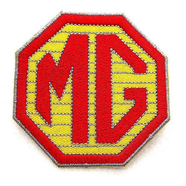 Aliexpress Buy Customized Iron On Car Patches For Mg All Car