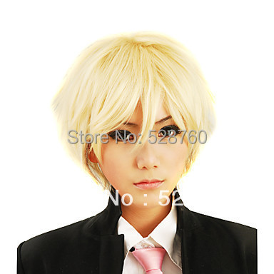 Cosplay Wig Inspired by Hetalia England Free shipping