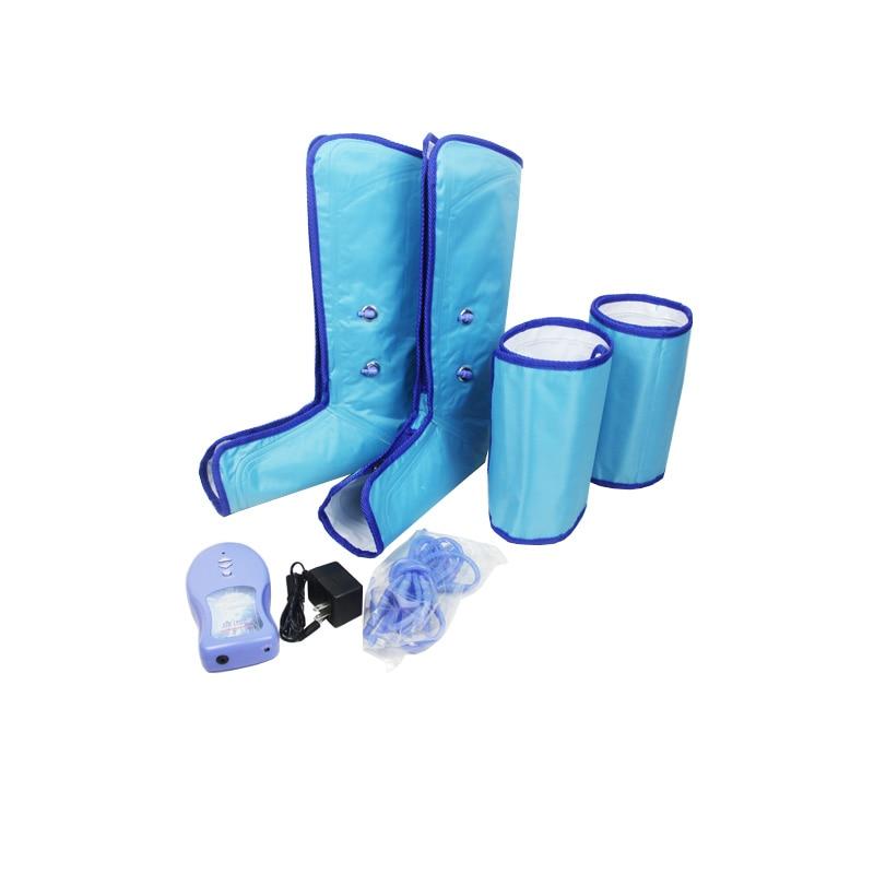 New electric leg massager beauty legs air pressure leg care healthy massager все цены
