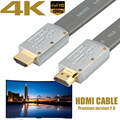 Premium version hdmi cable 2.0 version standard M-M high speed cabo hdmi  high quality hdmi cable for HDTV XBOX PS3 PS4 TV BOX