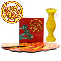 Free Shipping English Version Jungle Speed Board Game Good Package Card Game Version Party Game Table