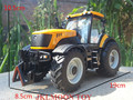 Gran construcción de aleación vehículo tractor tractor modelo de coche de juguete de aleación modelo de juguete ENVÍO GRATIS