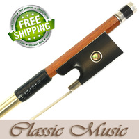 About 60 grams weight, 5 Star Permanbuco ,Master Level Violin Bow Hot Sell!