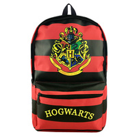 Movies Harry Potter Backpack Cartoon Anime Hogwarts Gift Students School Bags Big Capacity Men Women Nylon
