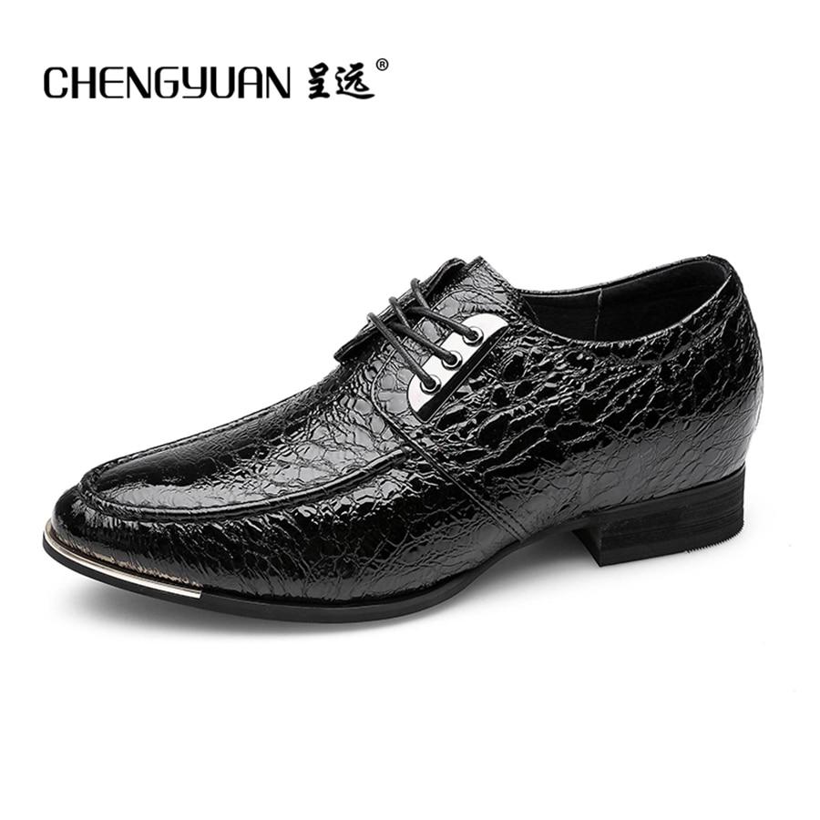font b Mens b font leather font b shoes b font business point toe black