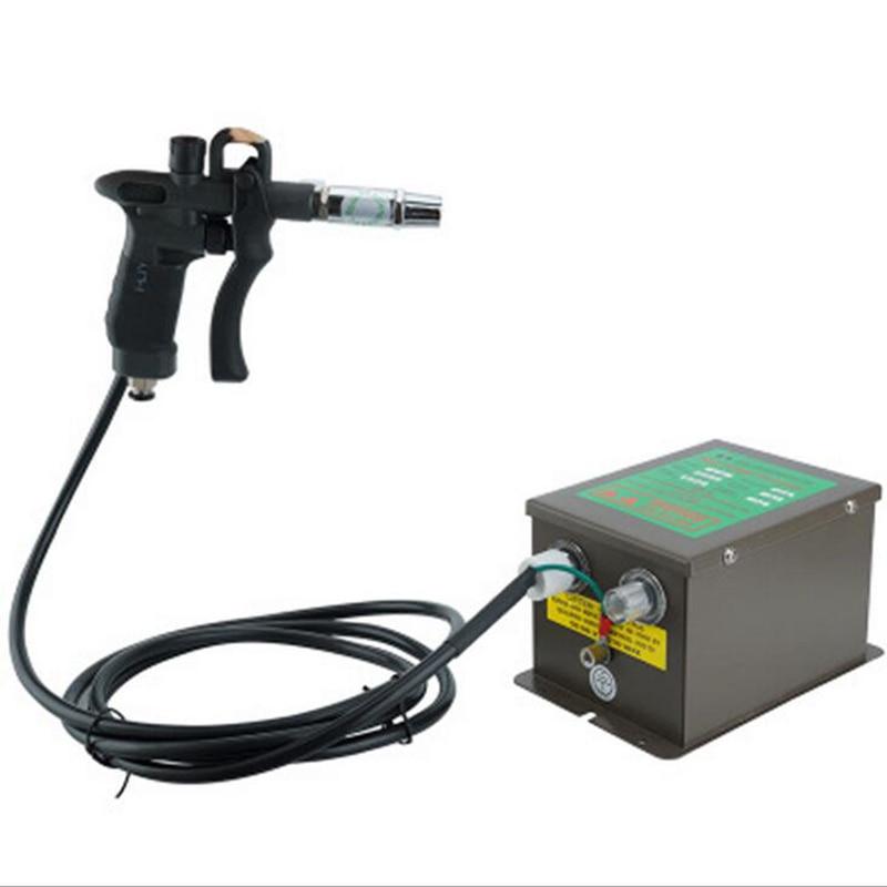 SL-004 Antistatic Ionizing Air  Gun Static Eliminator With SL-007 High Voltage Generator 110V/220V