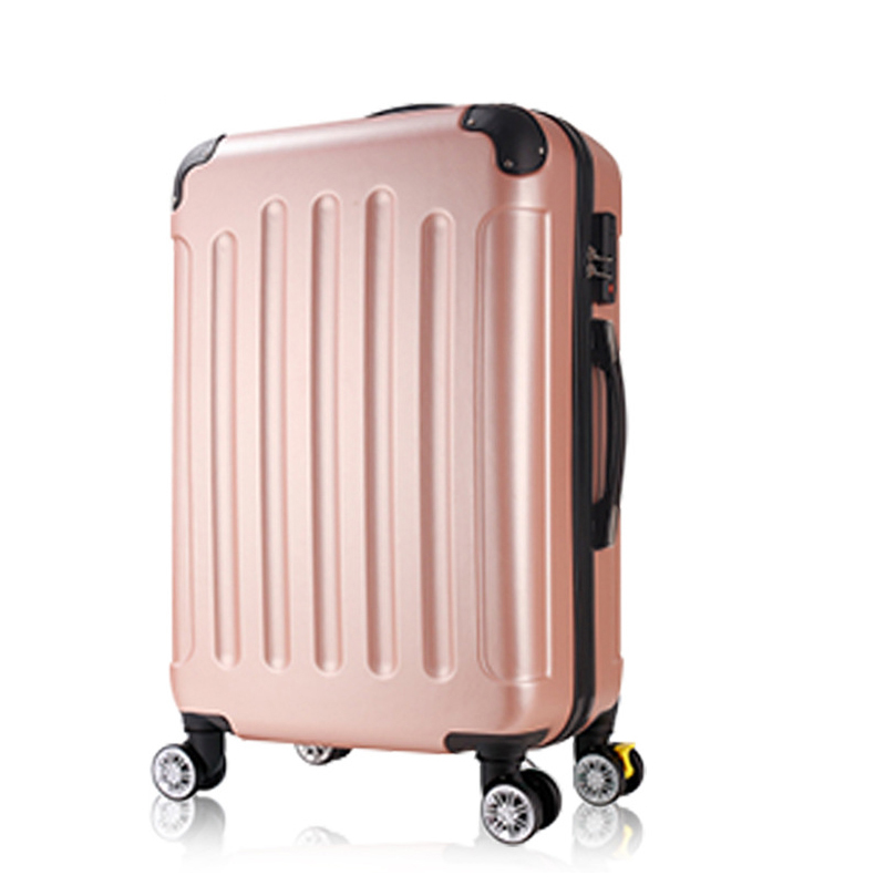 LEINASEN Rolling Luggage Spinner Wheels Suitcase Trolley Men ABS+PC Travel bag Trunk Student Password box Women Carry On Luggage